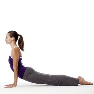 Tricep Press Up - finished up dog position.