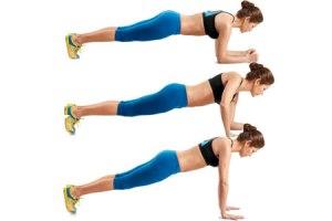 Walk-Up-Plank